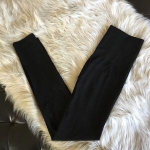Spanx Red Hot Shaping Legging XL Black NWOT